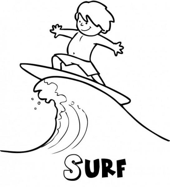 Imágenes Para Pintar De Surf