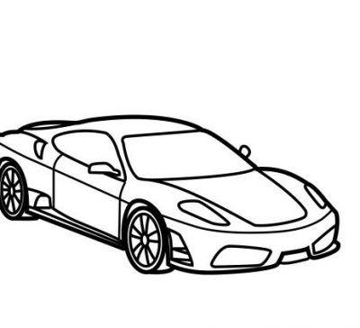Imagenes De Ferraris Para Dibujar