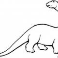 Dinosaurios Bebes Para Colorear