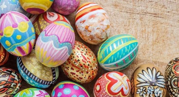 Fantástico Cómo Teñir Huevos De Pascua Con Colorante Alimentario