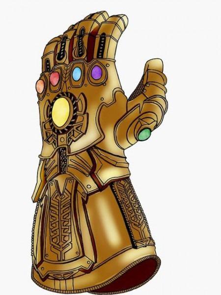 Marvel Legends Series Infinity Gauntlet Coloring En 2020