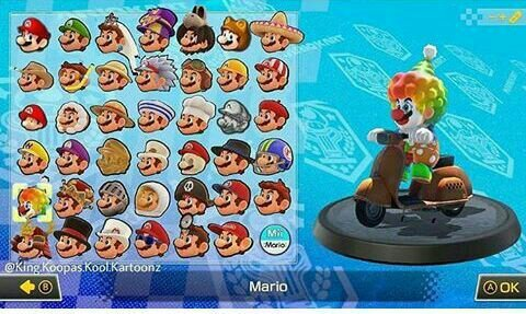 Mario Kart 8 Deluxe Necesitaría Un Dlc