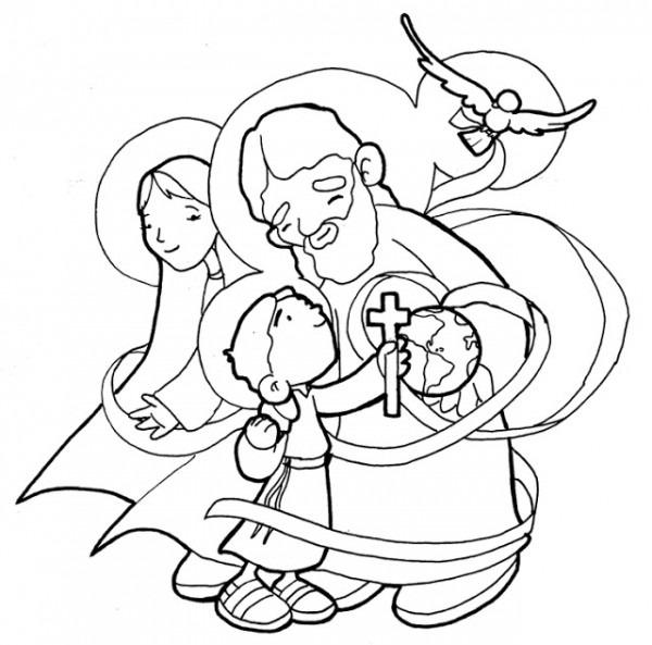 La Catequesis  Recursos Catequesis Santísima Trinidad