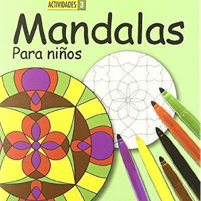 Mandalas Para Ninos 3 (libros Infantiles) Pdf Download