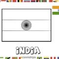 Banderas Del Mundo Colorear
