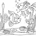 Dibujos Sobre El Mar Para Colorear