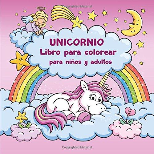 Descargar Gratis Unicornio Libro Para Colorear Para Niños Y