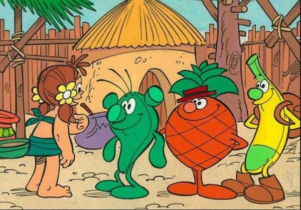 Los Fruitis