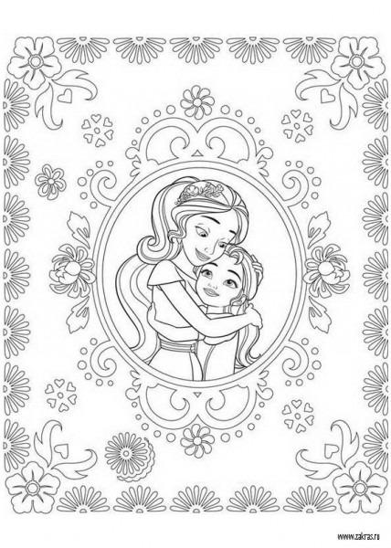 Pin De Maria Miguel En Coloring Pages