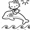 Dibujos Colorear Online Hello Kitty