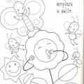 Rimas Con Dibujos Para Colorear