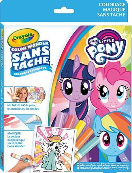 Crayola 12816 4100 Color Wonder My Little Pony  Amazon Es