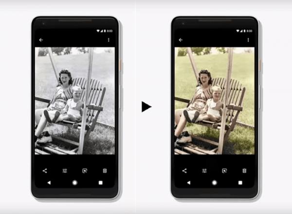 Google Fotos  Colorear Las Fotos En Blanco Y Negro Será Posible