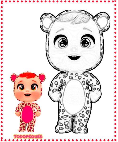 ▷ 27 + Dibujos De Bebes Para Colorear