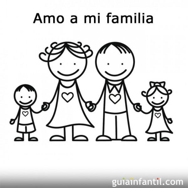 Dia De La Familia Infantil