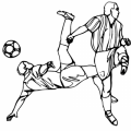 Dibujos De Arqueros De Futbol Para Colorear