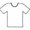 Camisa Para Colorear
