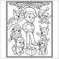 Dibujos Para Colorear La Patrulla Canina