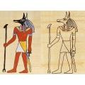 Papiros Egipcios Para Colorear