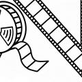 Imagenes De Cine Para Colorear