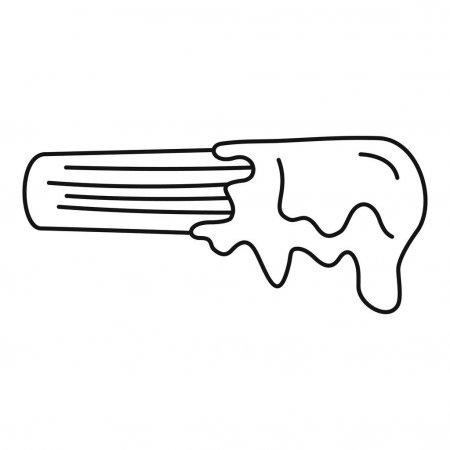 ᐈ Churros Imágenes De Stock, Vector Churros Vetor