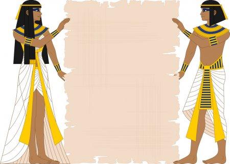 ᐈ Mujer Egipcia Para Colorear Vectores De Stock, Ilustraciones