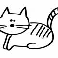 Gatitos Bonitos Para Colorear