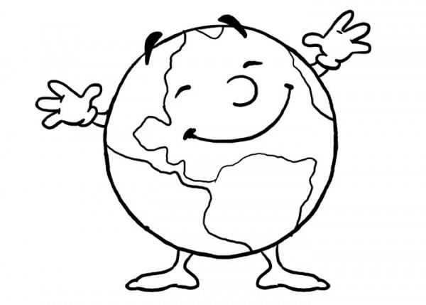 Tierra Contaminada Para Dibujar