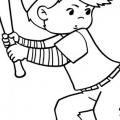 Dibujos Para Colorear Sobre Deportes