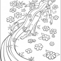 Dibujos De Enredados Para Colorear E Imprimir