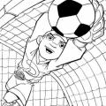 Dibujos Colorear Futbol