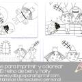Dibujos Princesa Holly Para Colorear