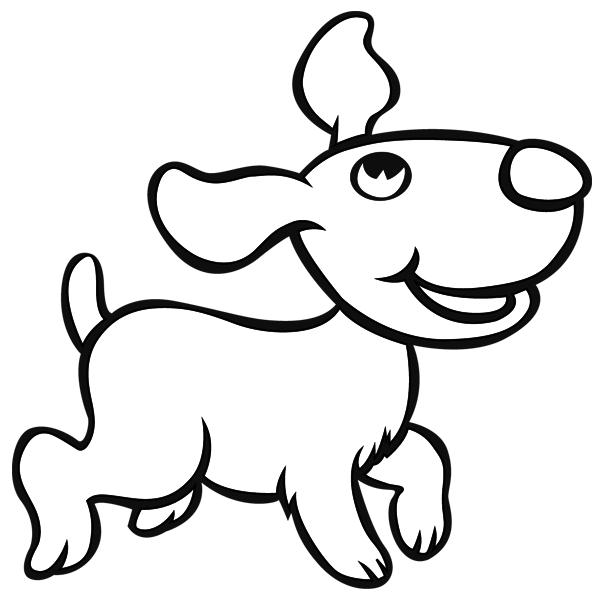 Dibujos De Perros Pequeños