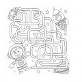 Dibujos Para Colorear Juegos Infantiles