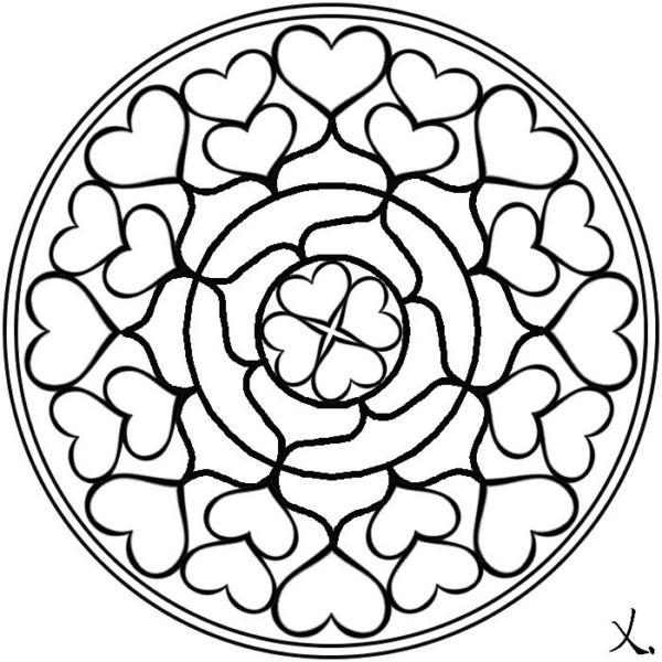 Dibujar Mandalas Interesting Colorear