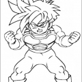 Dibujos De Bola De Dragon Z Para Colorear E Imprimir