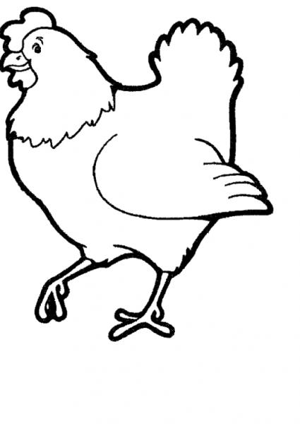 Animales De Granja  125 (animales) – Páginas Para Colorear