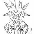 Dibujos De Sonic Para Colorear Y Imprimir