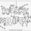 Imagenes De Christmas Para Colorear