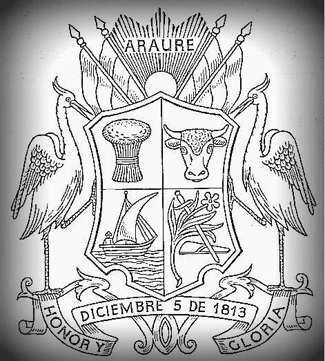 Crónicas Y Cronistas De Wanauanare  Escudo Del Estado Portuguesa