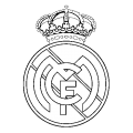 Dibujos Del Real Madrid Para Colorear E Imprimir