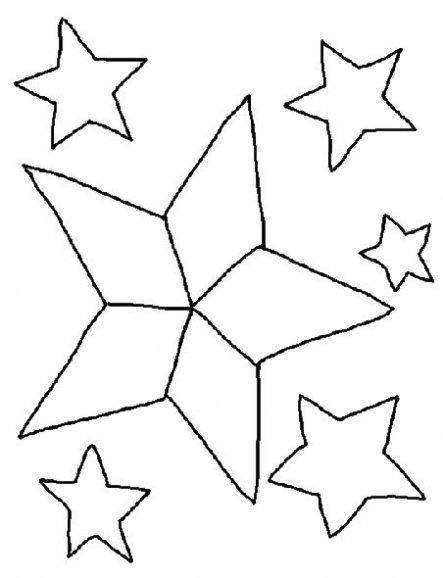 Estrellas De Navidad Para Colorear Actividades Ni Os