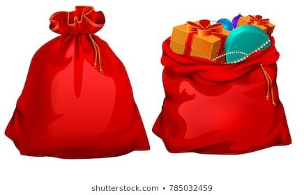Imágenes, Fotos De Stock Y Vectores Sobre Saco Papa Noel