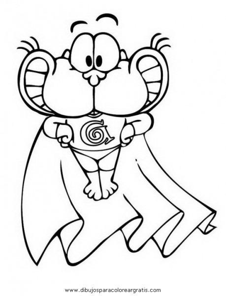 Dibujo Gaturro_06 En La Categoria Dibujos_animados Diseños