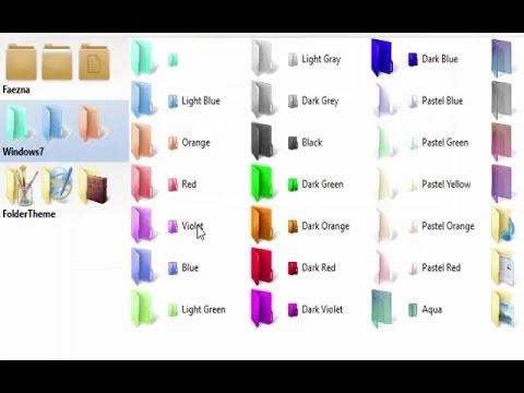 Cómo Cambiar Apariencia De Carpetas En Windows 10 8 7