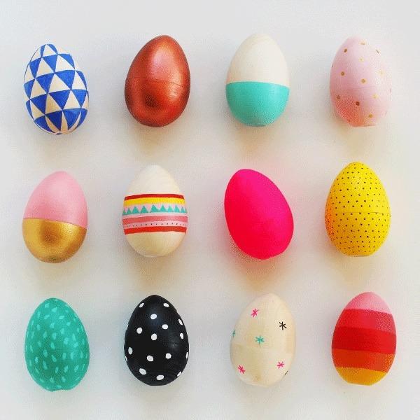 4 Maneras De Pintar Los Huevos De Pascua