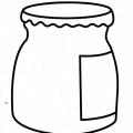 Dibujos De Comida Para Colorear E Imprimir