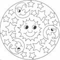 Imagenes Mandalas Para Colorear E Imprimir