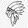 Dibujos Indigenas Para Colorear