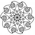 Mandalas Para Colorear Para Imprimir